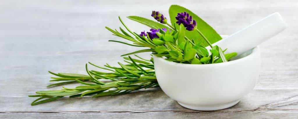Hausmittel werden bei der Behandlung von Entzündungen eingesetzt.