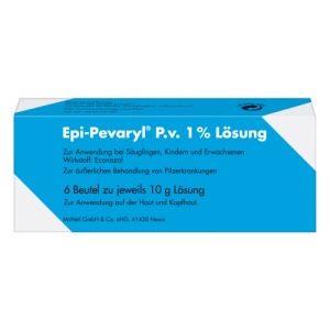 Epi-Pevaryl Lösung wird bei Kleienpilzflechte eingesetzt