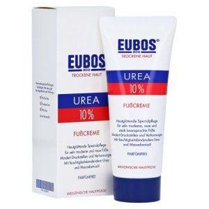 EUBOS 10% Urea Fußcreme