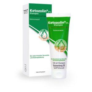 Ketozolin Shampoo zur Behandlung von Kleienpilz