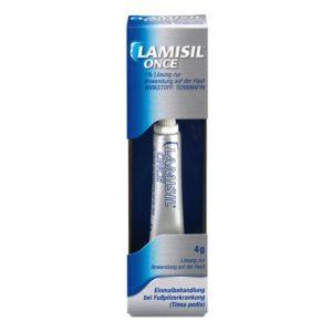 Lamisil once gegen Fußpilz ist ein sehr hilfreiches Produkt.