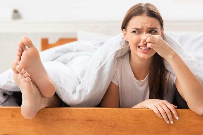 Was hilft wirklich gegen Schweißfüße?