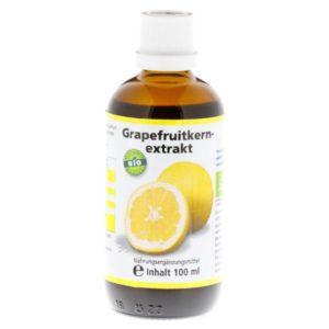 grapefruitkern extrakt bio lösung
