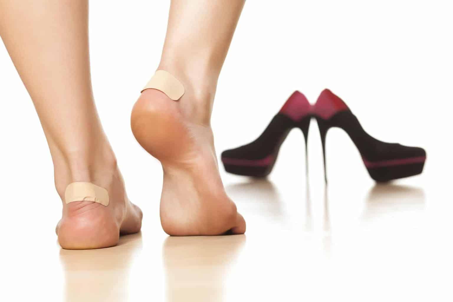 Blase am Fuß – was hilft?