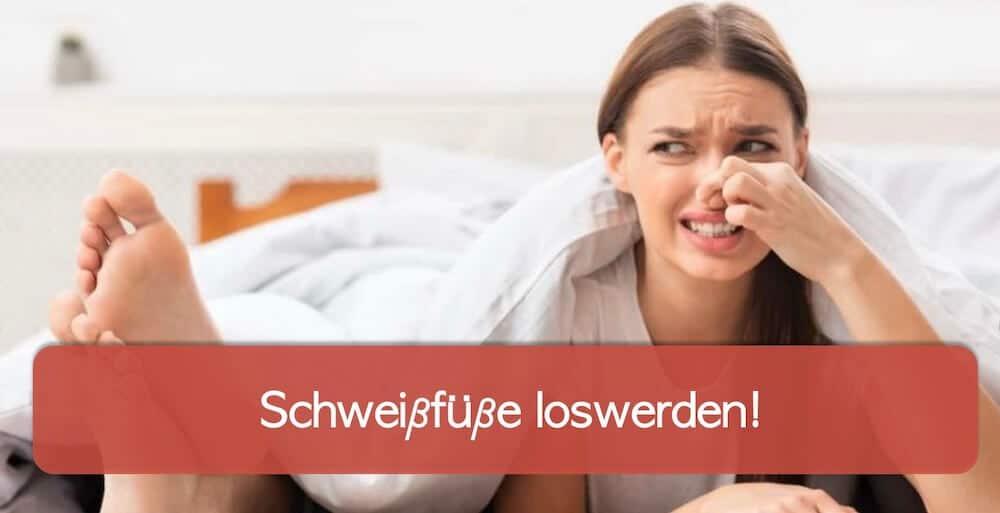 You are currently viewing Was hilft gegen Schweißfüße?