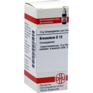 Kreosotum d 12 gegen hautpilz