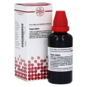 Thuja Globuli Impfung Baby Dosierung