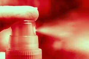 Spray, hilft es wirklich gegen eine Pilzinfektion?