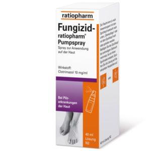Fungizid ratiopharm Pumpspray