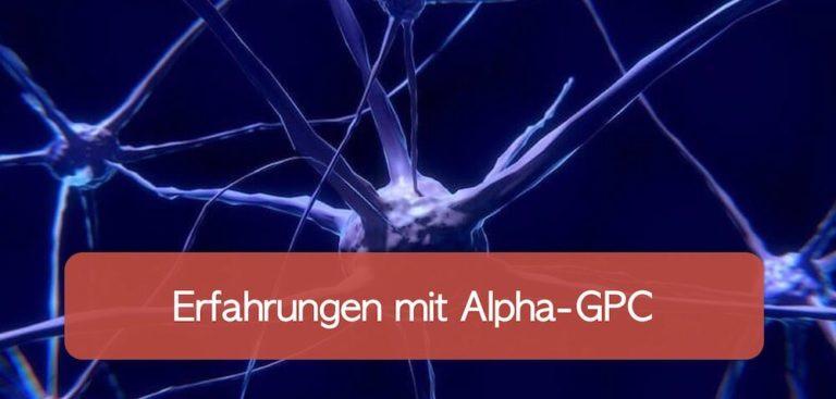 Nervenzellen auf einem dunklen Hintergrund