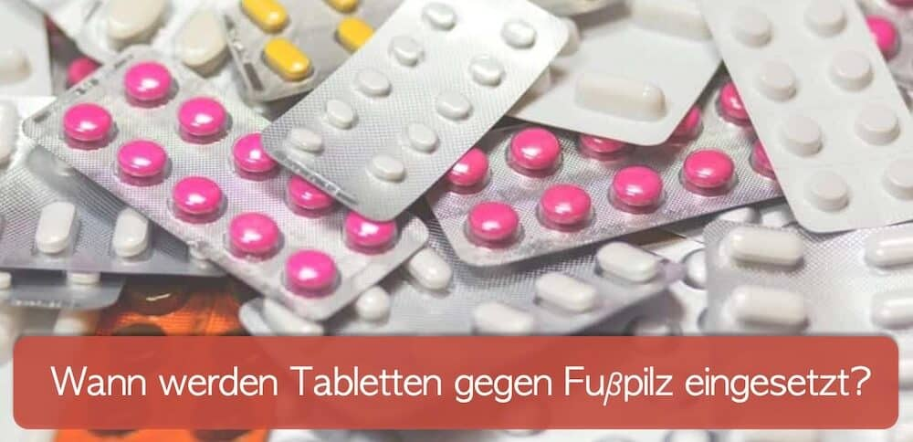 Viele verschiedene Tabletten