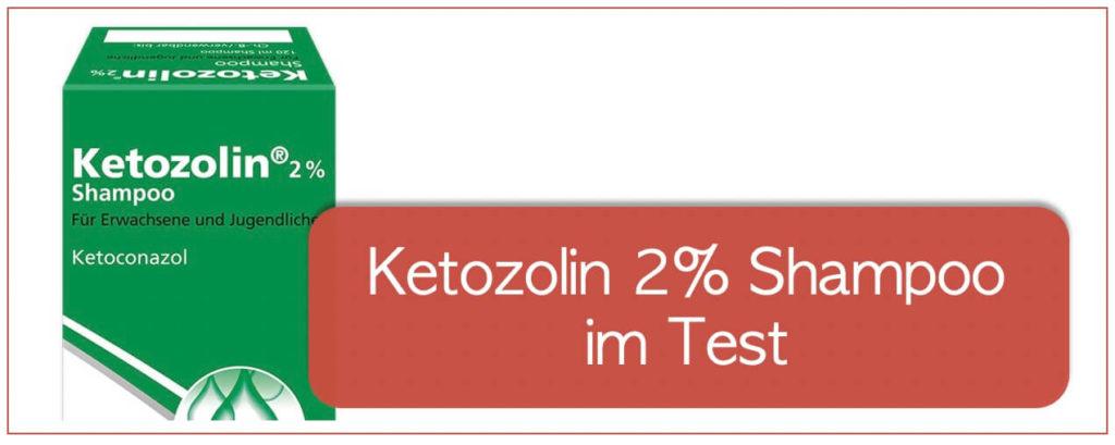 Ketozolin 2% Shampoo im Test