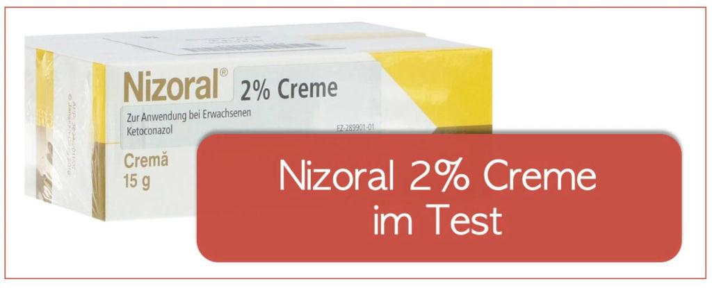 Nizoral 2% Creme im Test