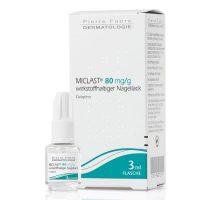 Miclast 80 mg:g wirkstoffhaltiger Nagellack 3 ml
